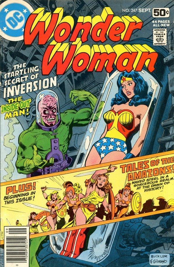 Wonder Woman #247
