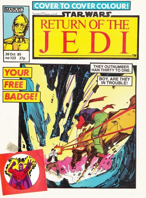 Return of the Jedi Weekly #123