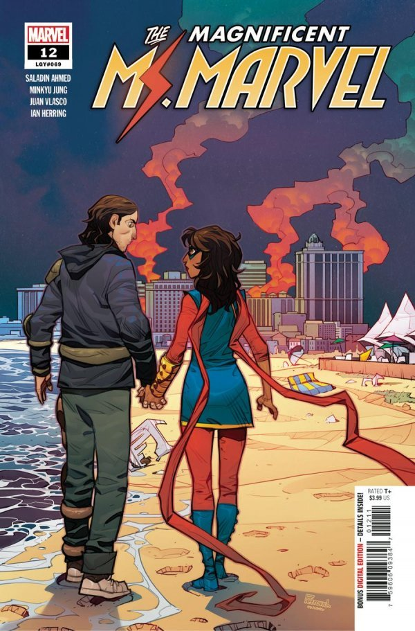 The Magnificent Ms. Marvel #12
