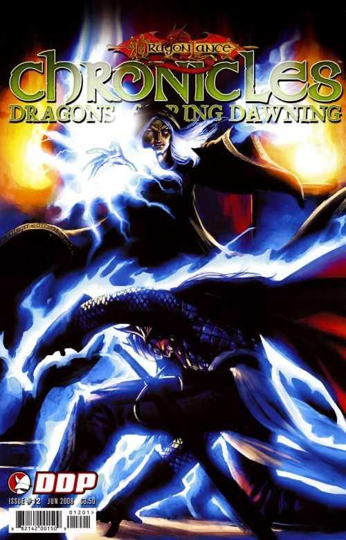 Dragonlance Chronicles: Dragons of Spring Dawning #12