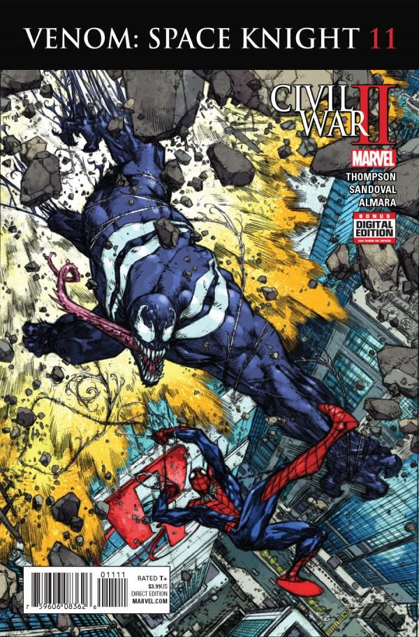 Venom: Space Knight #11