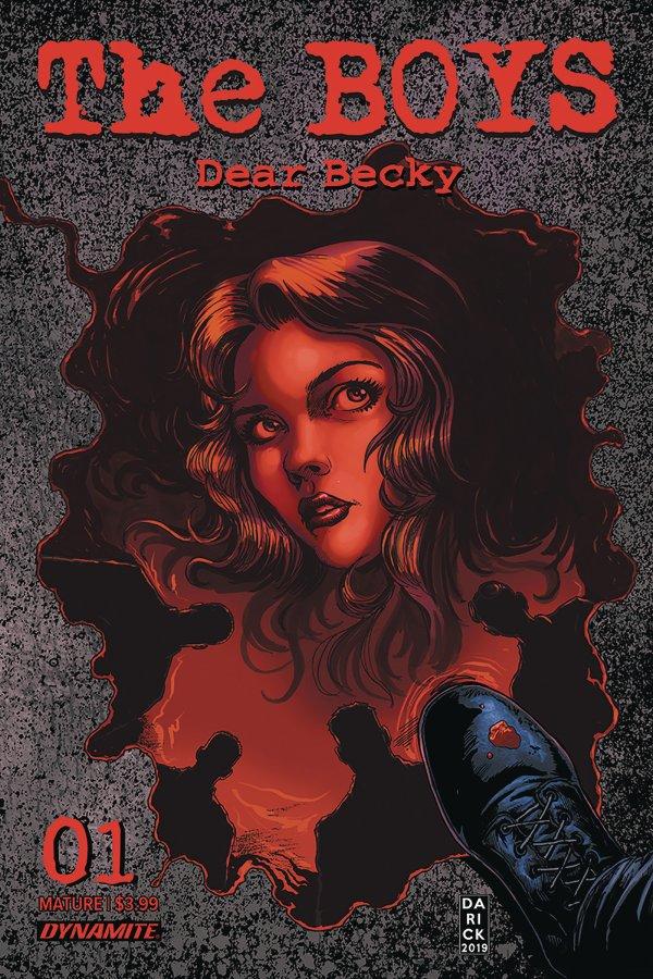 The Boys: Dear Becky #1 review