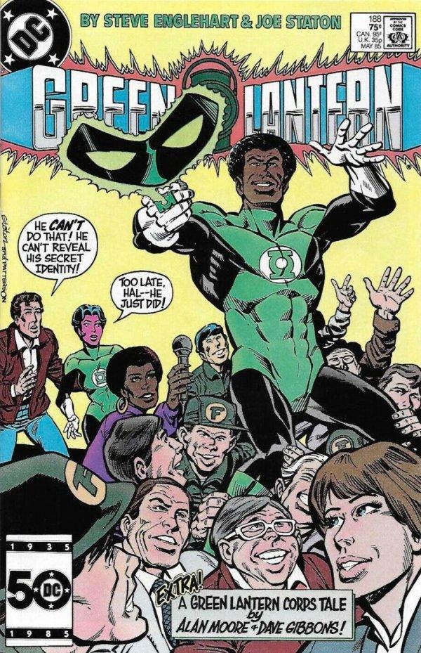 Green Lantern #188