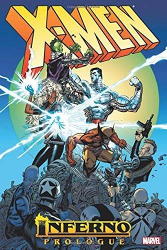 X-Men: Inferno Prologue HC