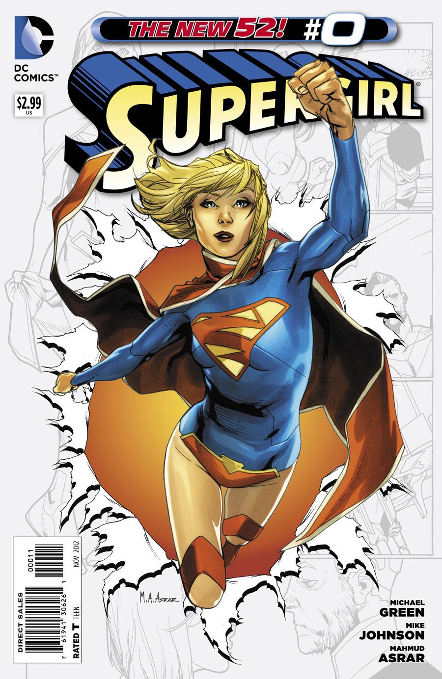 Supergirl #0