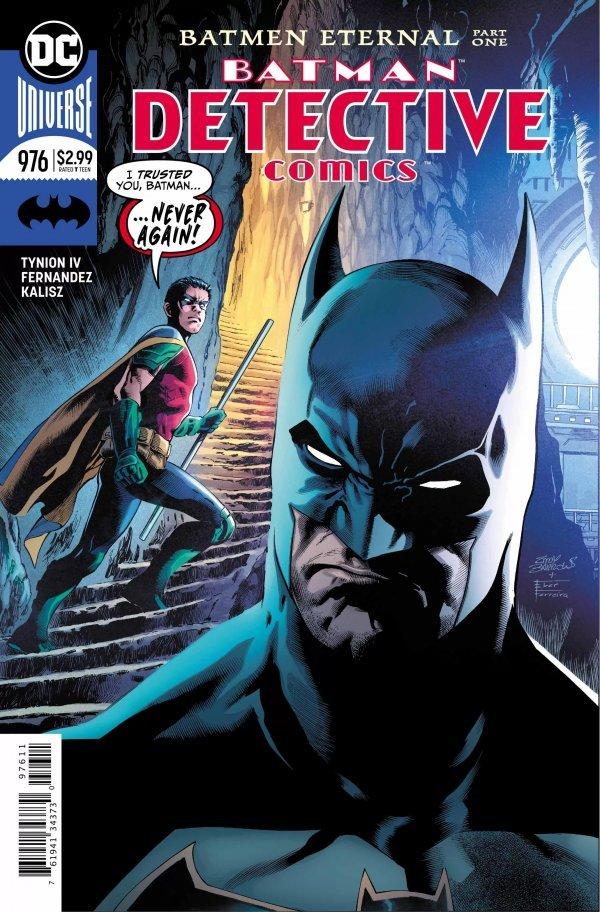 Detective Comics #976