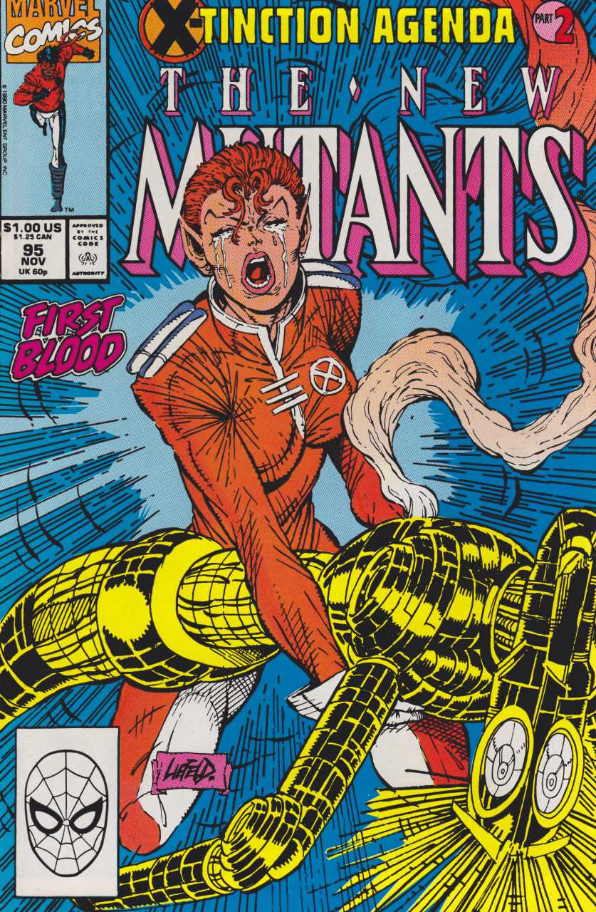 The New Mutants #95