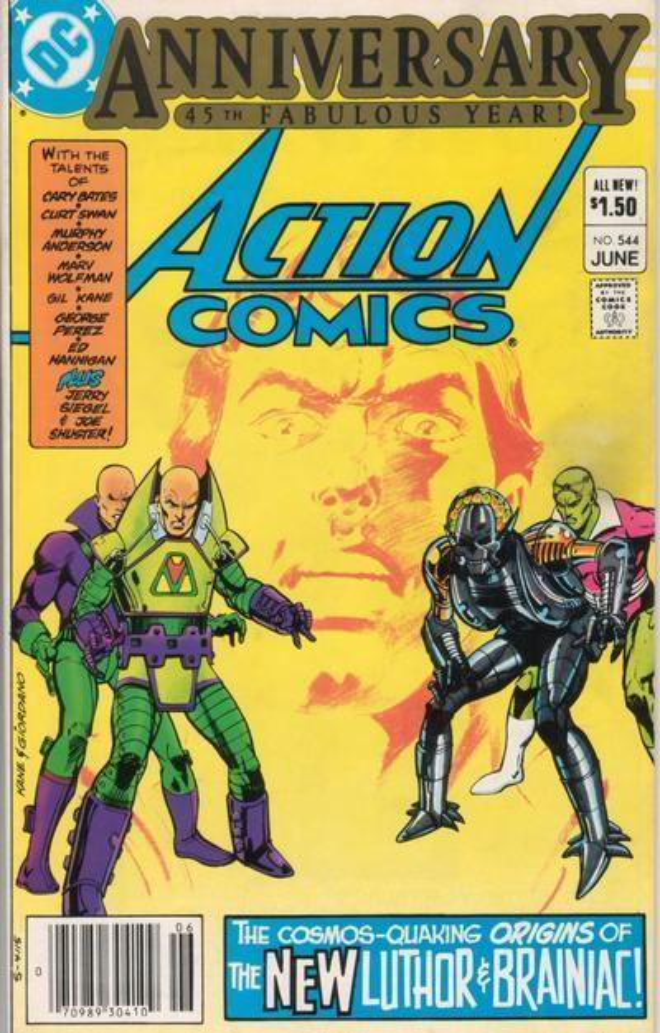 Action Comics #544