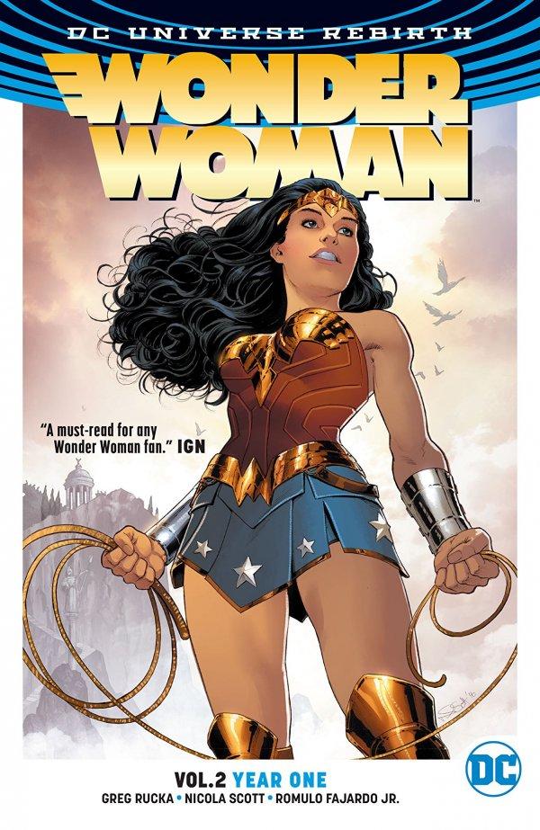 Wonder Woman Vol. 2: Year One TP