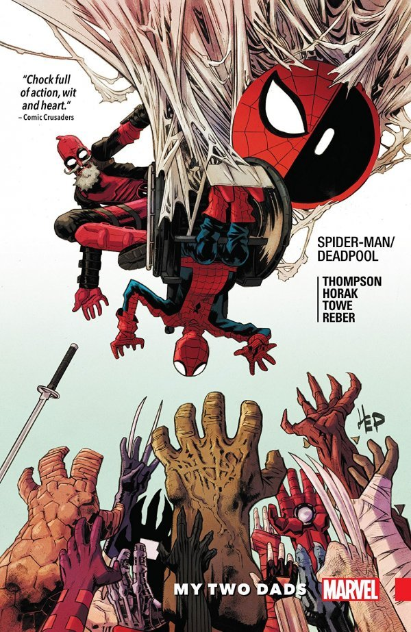 Spider-Man / Deadpool Vol. 7: My Two Dads TP