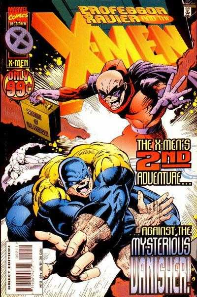 Professor Xavier and the X-Men #2