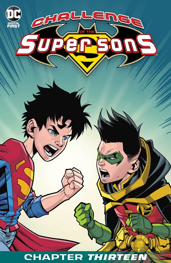 Challenge of the Super Sons Chapter #13