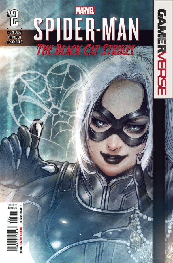 Marvel's Spider-Man: The Black Cat Strikes #2