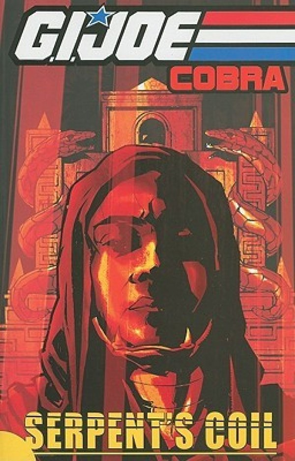 G.I. Joe: Cobra Vol. 3: Serpent's Coil TP