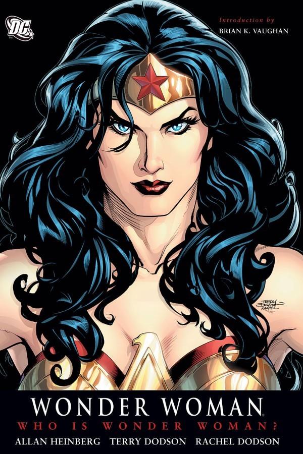 Wonder Woman: Who is Wonder Woman? HC