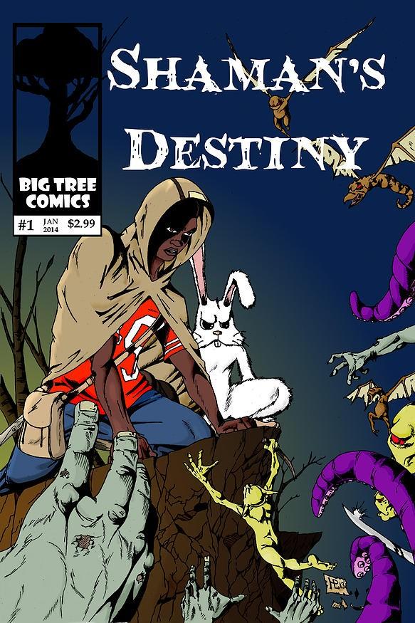 Shaman's Destiny #1