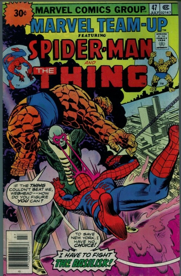 Marvel Team-Up #47