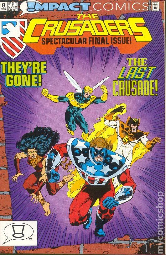 The Crusaders #8