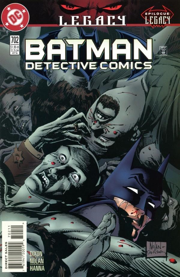 Detective Comics #702