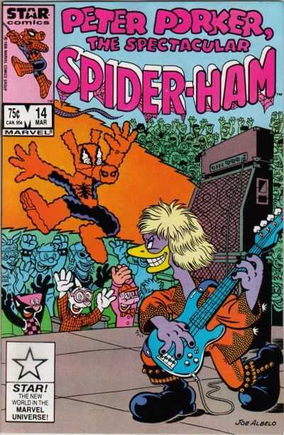 Peter Porker, The Spectacular Spider-Ham #14