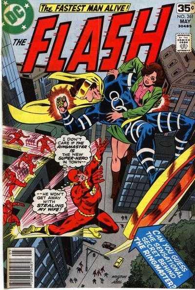 The Flash #261