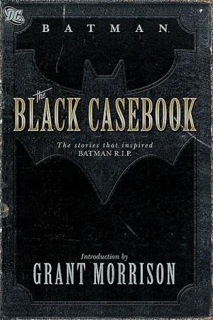 Batman: The Black Casebook TP