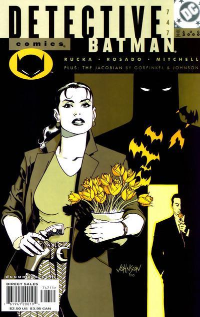 Detective Comics #747