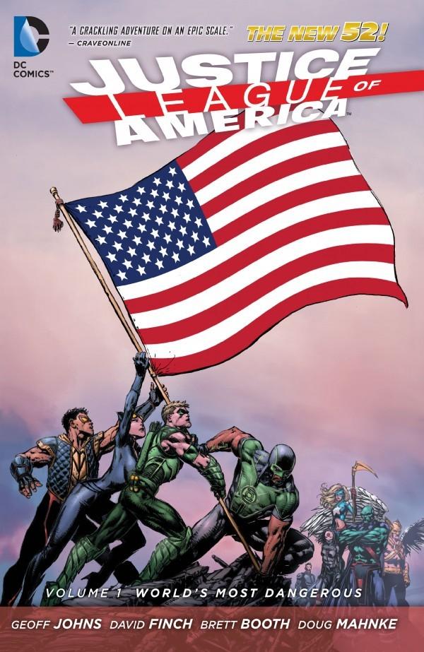 Justice League of America Vol. 1: World's Most Dangerous TP