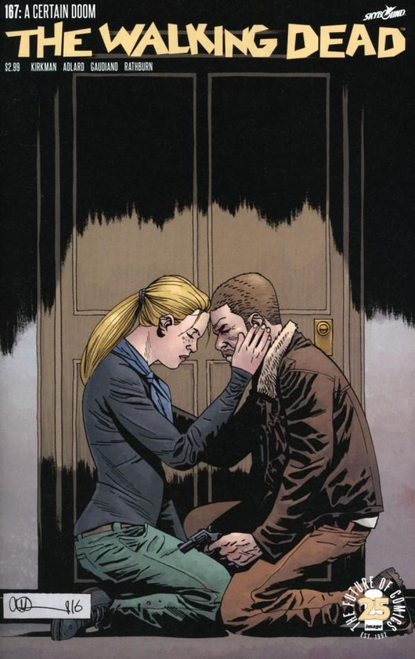 The Walking Dead #167