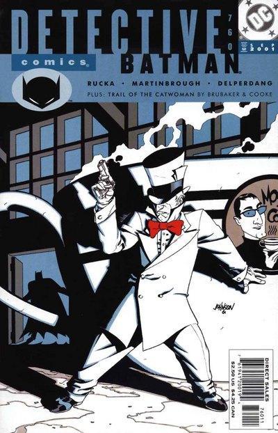 Detective Comics #760