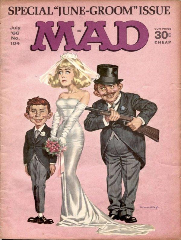 Mad Magazine #104