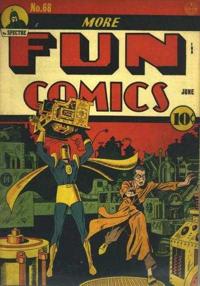 More Fun Comics #68