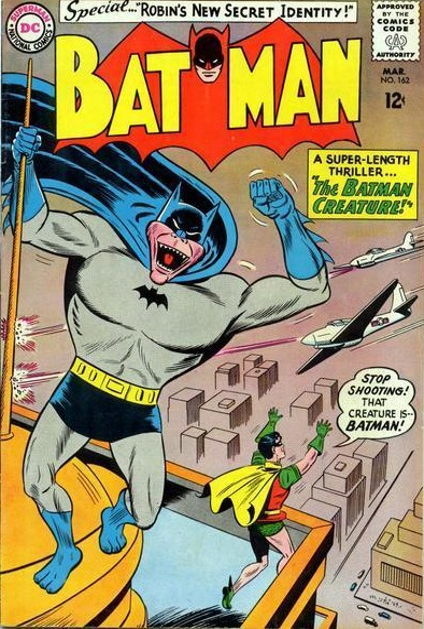 Batman #162