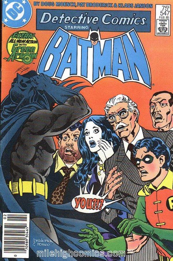 Detective Comics #547