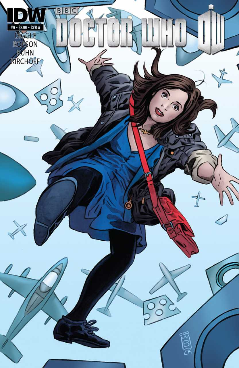 Doctor Who #9