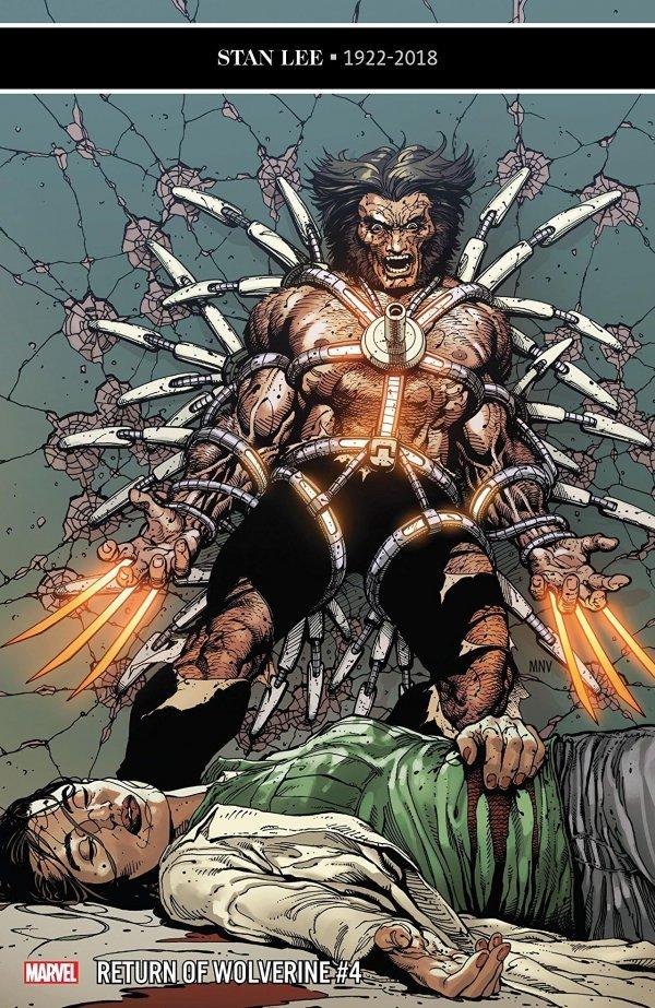 Return of Wolverine #4