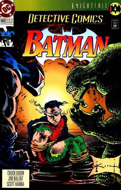 Detective Comics #660