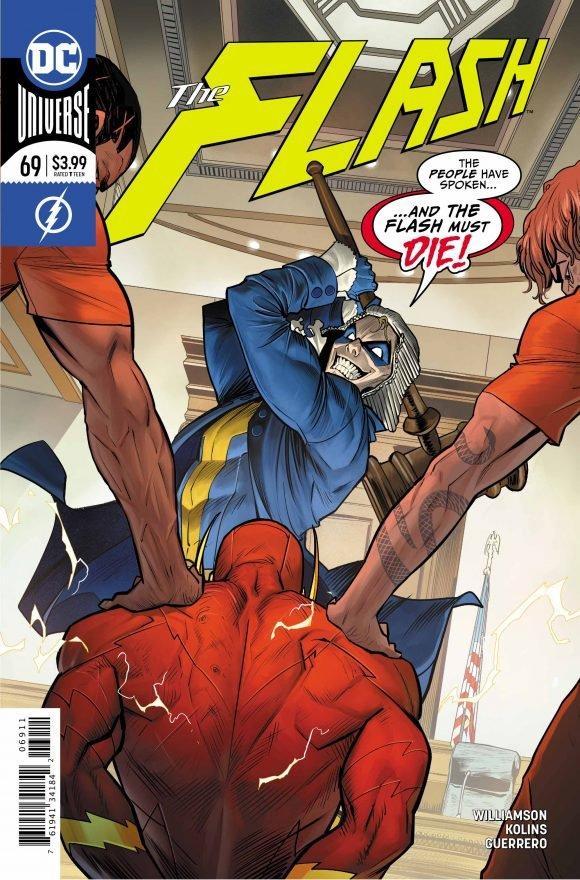 The Flash #69
