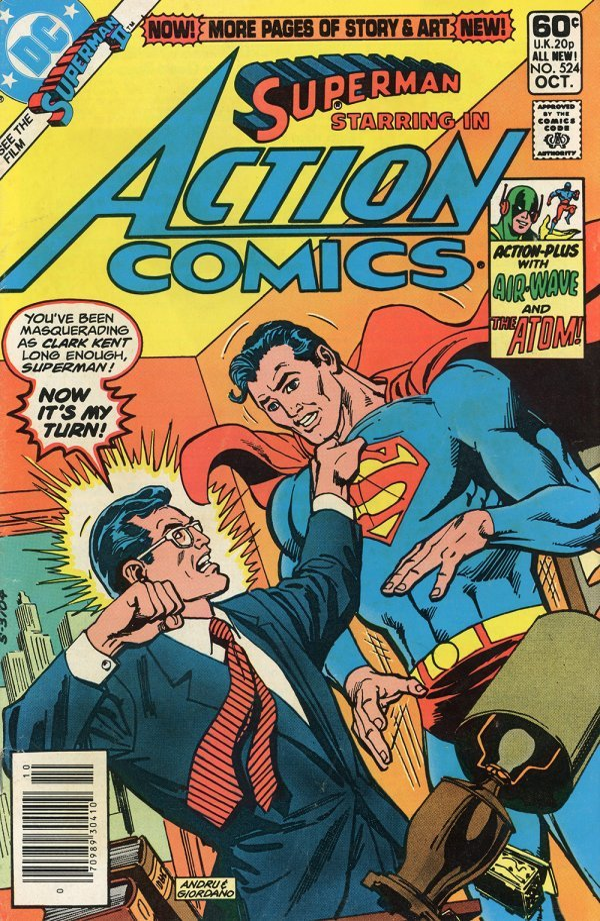 Action Comics #524