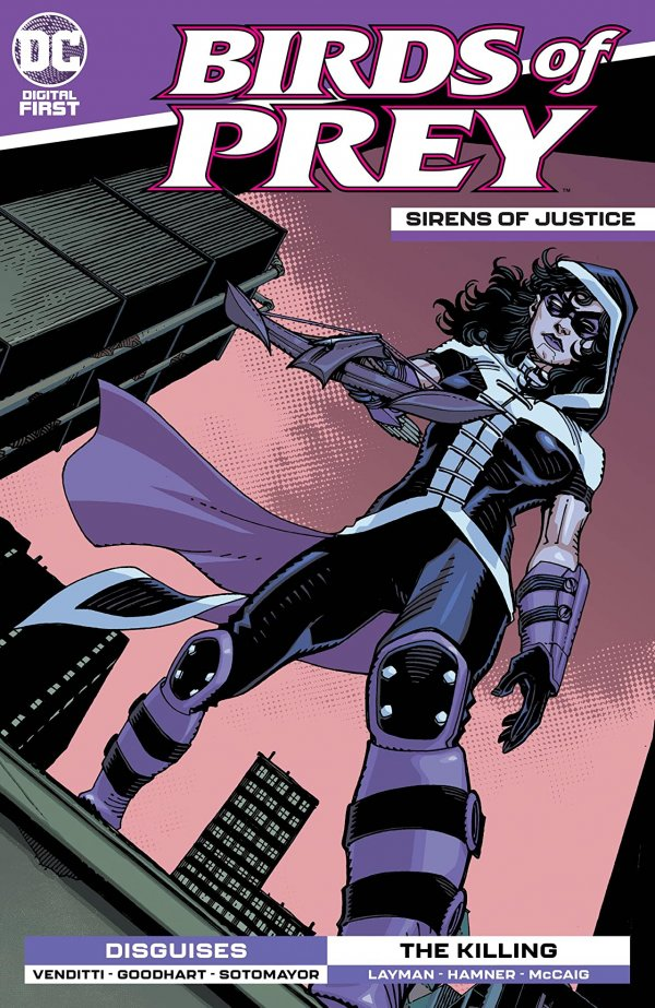 Birds of Prey: Sirens of Justice Chapter #2