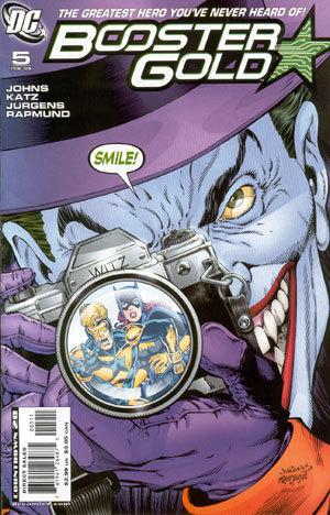 Booster Gold #5