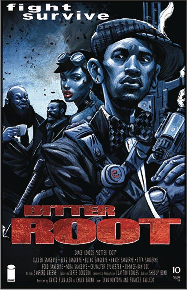Bitter Root #10