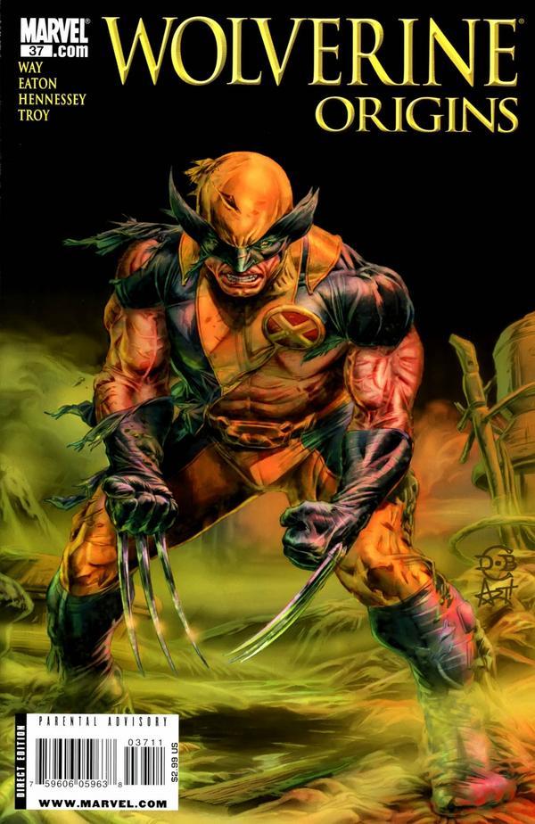 Wolverine: Origins #37