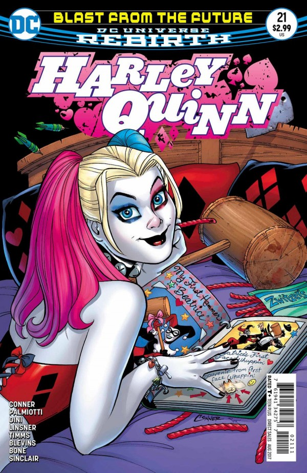 Harley Quinn #21
