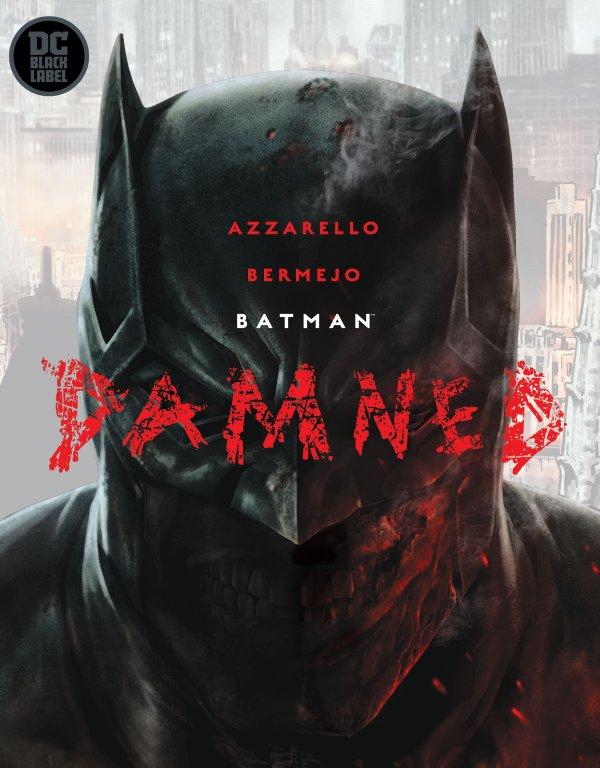 Batman: Damned HC