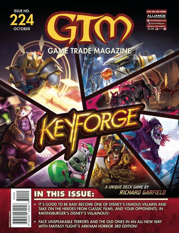 Game Trade Magazine #224