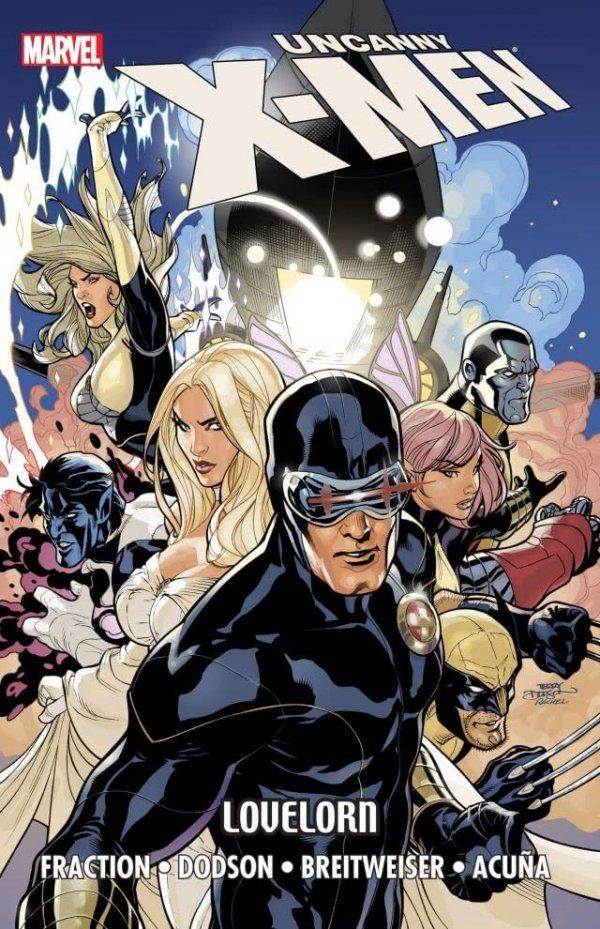 Uncanny X-Men: Lovelorn TP