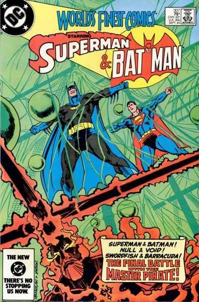 World's Finest Comics #307