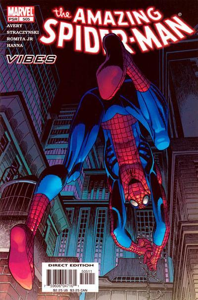 The Amazing Spider-Man #505