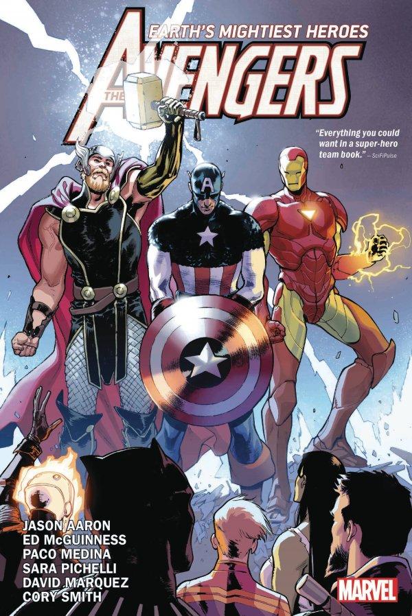 Avengers by Jason Aaron Vol. 1 HC